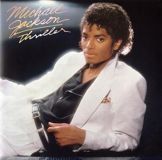 Vinilo Michael Jackson Thriller Nuevo Sellado