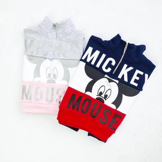 Buzo Nena, Niña, Juvenil Mickey