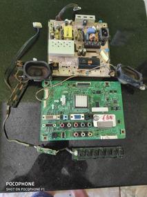 Conjunto Completo De Componentes Da Tv Monitor Samsung 2033m