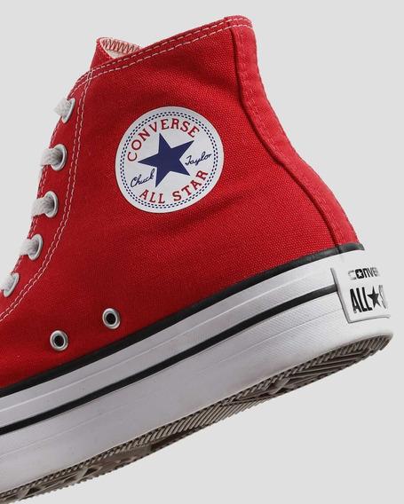 All Star Vermelho Converse