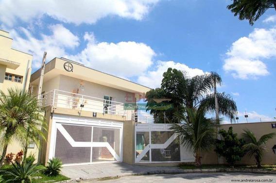 Sobrado Com 4 Dormitórios À Venda, 117 M² Por R$ 580.000 - Residencial Santa Paula - Jacareí/sp - So0730