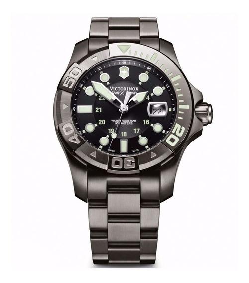 Relógio Victorinox Dive Master 500m 241264 Excelente Estado