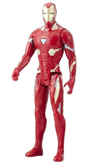 Avengers Figuras 12 Figura Homem De Ferro