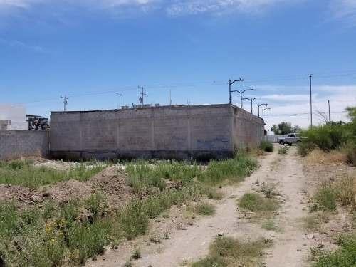 Terreno Industrial En Venta Ejido La Concha
