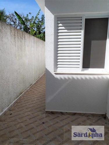 Casa Sobrado Em Bal Stª Ana  -  Peruíbe - 2658