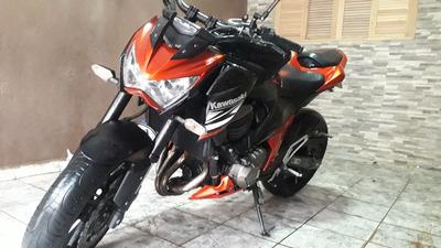 Kawasaki Z-800 2014 Novíssima 25.960km !!
