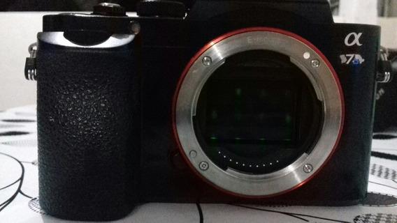 Sony A7s Corpo, 2 Baterias E Carregador (leia O Anúncio)