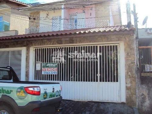 Imagem 1 de 30 de Venda Sobrado 3 Dormitórios Vila Maranduba  Guarulhos R$ 650.000,00 - 34561v