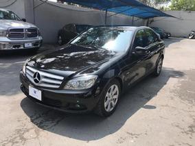 Mercedes-benz C Class C 180 Cgi Excelentes Condiciones