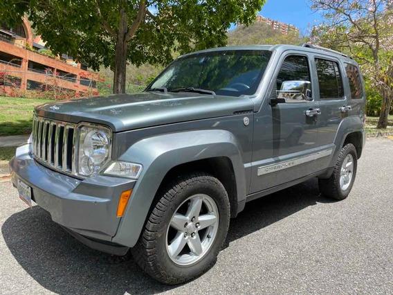 Jeep Cherokee Kk Blindaje 3+