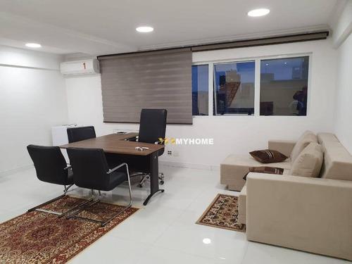 Sala À Venda, 41 M² Por R$ 460.000,00 - Centro Cívico - Curitiba/pr - Sa0157
