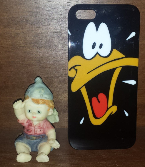 Capa Rígida Patolino Daffy Duck - iPhone 4 Ou iPhone 4s