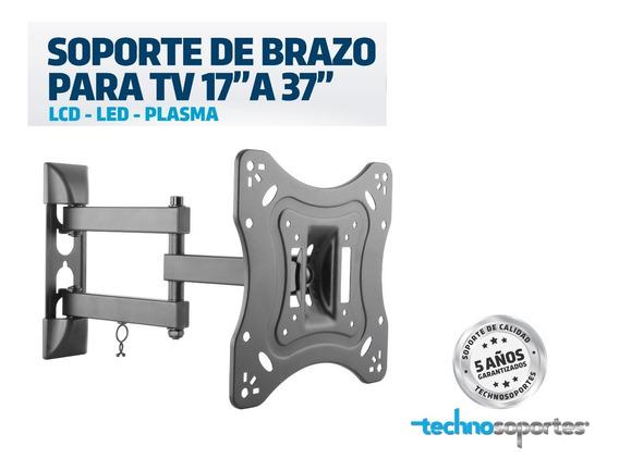 Soporte De Brazo Tv 17 A 37