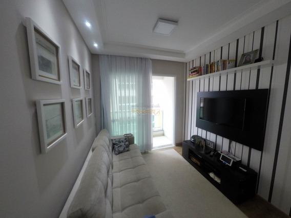 Apartamento Padrão Em Curitiba - Pr - Ap0543_impr