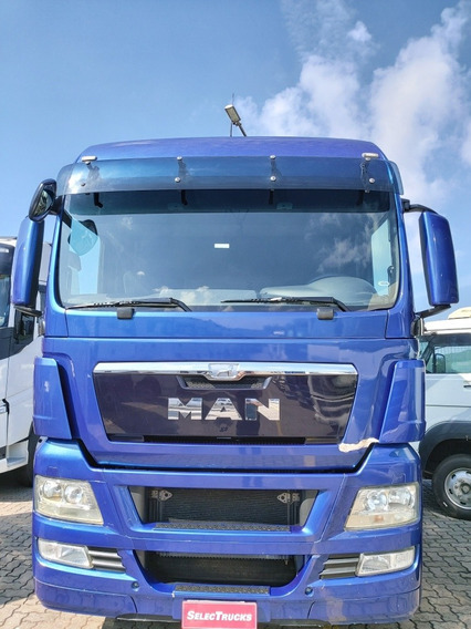 Man Tgx 28.440 6x2 Selectrucks