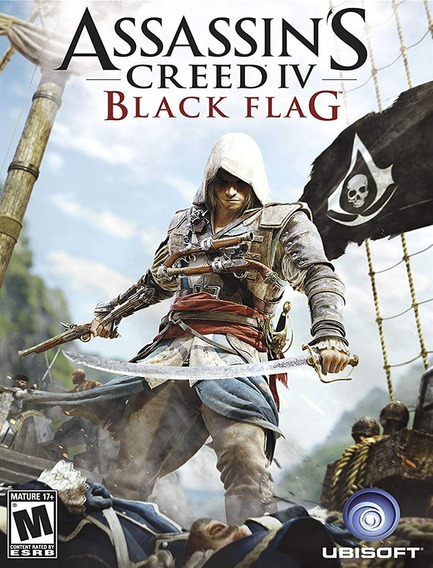 Assassins Creed 4 Black Flag Pc - Uplay Key (envio Já)