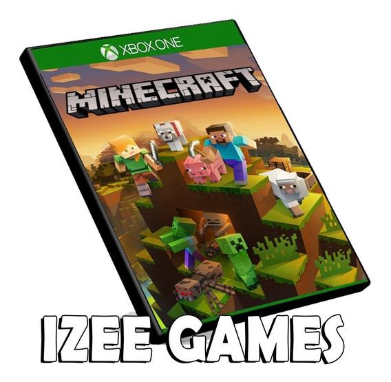 Minecraft Xbox One Digital + 1 Jogo Grátis