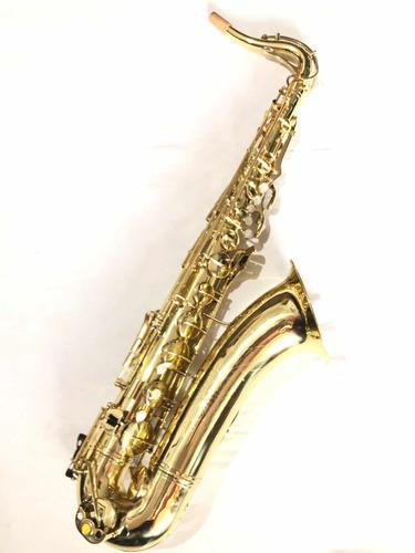Sax Tenor Conn Shotting Star Mexico Saxofones - Instrumentos