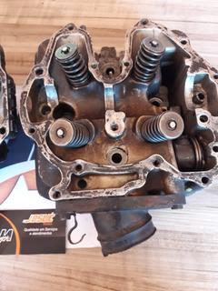Cabeçote Sahara Xlx 350 Completo Original Josué Motos