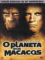 Dvd Duplo O Planeta Dos Macacos