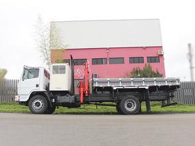 Mb 1718 Toco Munck 8000 Pegapeso = Ford Volks Vw Volvo Vm
