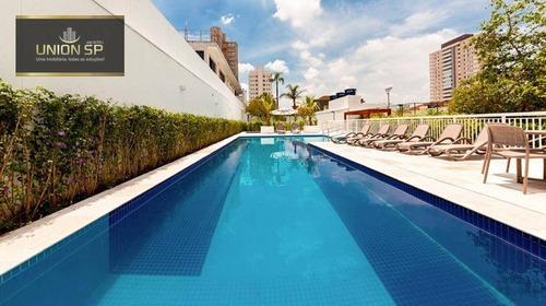 Apartamento Com 2 Dormitórios À Venda, 75 M² Por R$ 1.300.000,00 - Vila Mariana - São Paulo/sp - Ap45901
