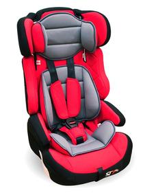 Butaca Booster Ok Baby Silla Auto Bebe 9 A 36 Kg Ley Nueva