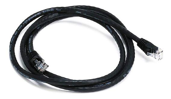Cable De Red Utp Rj45 Patchcord 60 Centrimetros Cm Cat 5e