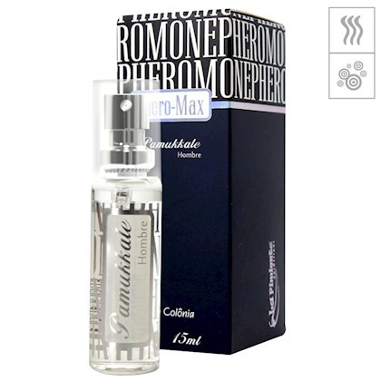 Perfume Phero-max 15ml - Pamukkale (masc)