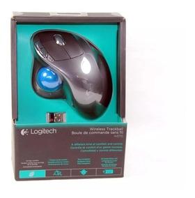 Mouse Logitech Trackball M570 Wirelles Usb Original