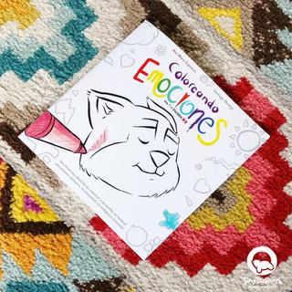 Libro Para Colorear - Coloreando Emociones
