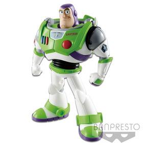 Buzz Lightyear Banpresto Comic Stars Toy Story Original
