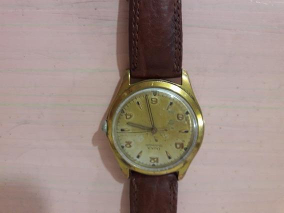 Relógio De Pulso Marca Suíça Doxa, Bem Antigo, Nunca Preciso