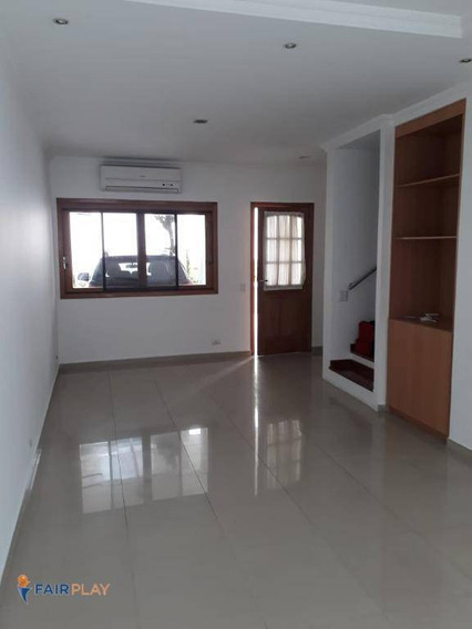 Sobrado 3 Dormitorios 2 Suites 2 Vagas No Alto Da Boa Vista - Ca0332