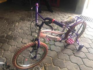 Remató Bici Para Niña Con Ruedas Ubicada En Cedritos