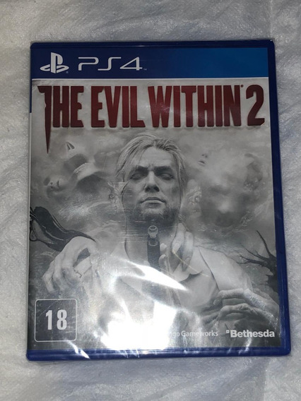 The Evil Within 2 - Lacrado - Ps4 - Português
