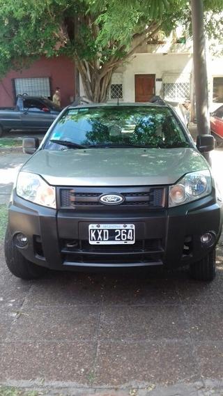 Ford Ecosport 2.0 My10 Xls 4x2 2012 Con Gnc