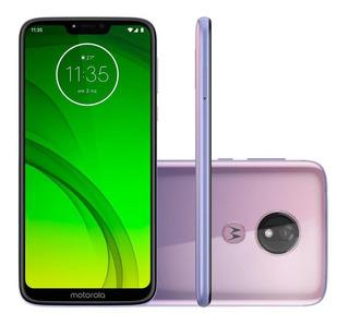 Smartphone Motorola Moto G7 Power 6.2 4gb Lilac - Xt1955-1
