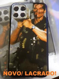 Capa Case Capinha Celular iPhone 11 Pro Max Schwarzenegger