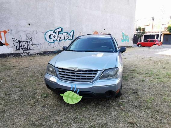Pacifica Chrysler 2005 Camioneta Familiar Suv 6 Cil 3 Filas