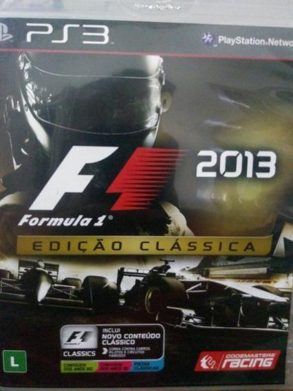 Formula 1 2013 Original , A Pronta Entrega