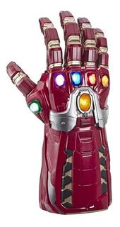 Guante Guantelete Articulado Electronico Iron Man Ahora 12