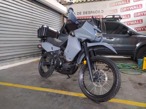 Imagen 1 de 15 de Moto Kawasaki Klr 650cc Excelente Estado Papeles En Regla