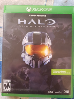 Halo The Master Chief Collection (4 Juegos) Xbox One Fisico
