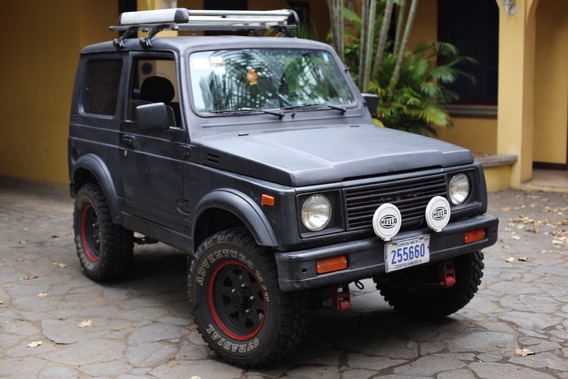 Suzuki Samurai 1987