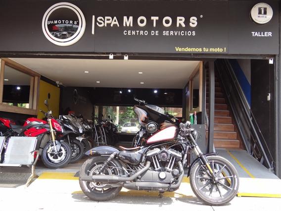 Harley Davinson Iron 883