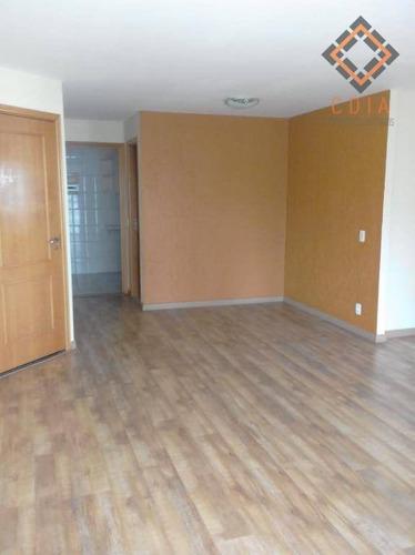 Apartamento Com 3 Dormitórios À Venda, 114 M² Por R$ 1.150.000,00 - Vila Leopoldina - São Paulo/sp - Ap40087