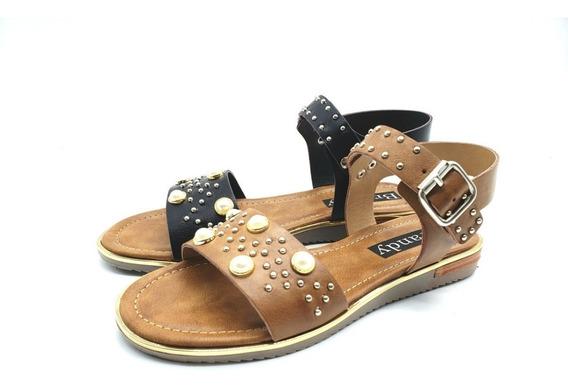 Zapatos Mujer Sandalias Baja Moda Verano 2019 Al-131 Savage