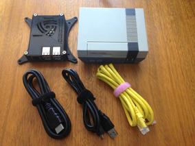 Kit Raspberry 3 E 3+ | Case Retro Nespi Case | + Acessorios