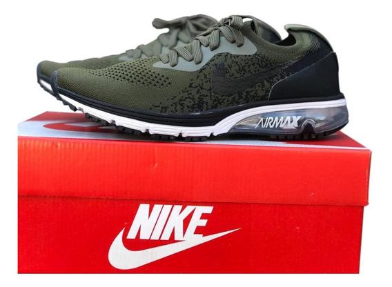 Tênis Nike Airmax 2019 Promoção Frete Grátis + Par De Meias